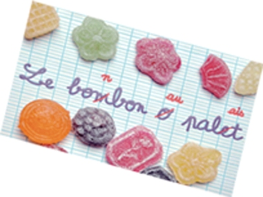 Merveilleux Magasin de Bonbons traditionnels Made In France !